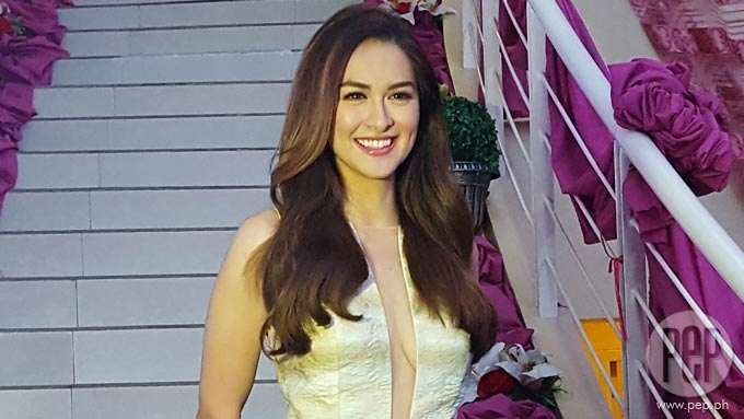 Marian Rivera To Pay For Ai Ai Delas Alass Wedding Gown Pepph
