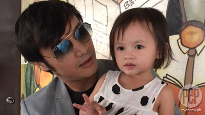 Kean Cipriano on church wedding with Chynna Ortaleza ...