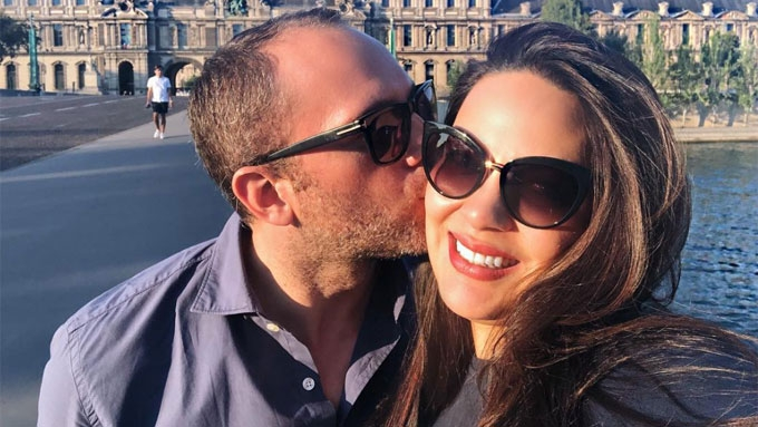 KC Concepcion posts kissing photo with boyfriend Pierre