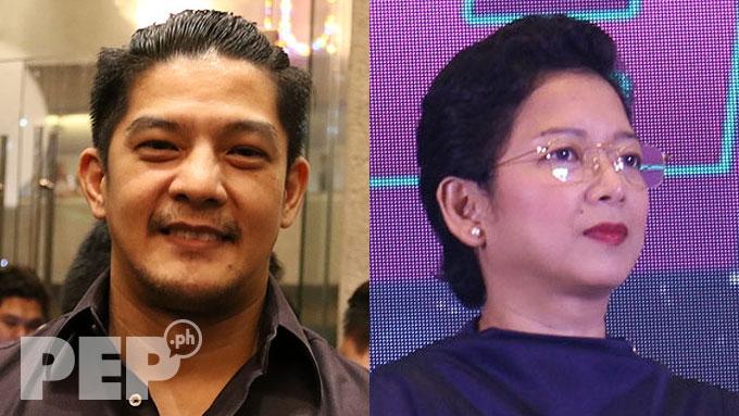 Romnick Sarmenta, Harlene Bautista announce separation
