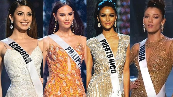 Miss Universe 2018: PEP ph\'s Top 20 picks