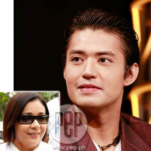 Mark Anthony Fernandez reveals wedding date of mom Alma Moreno and