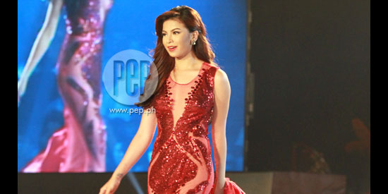 Glaiza de Castro makes surprise appearance at FHM 100 Sexiest Women victory party