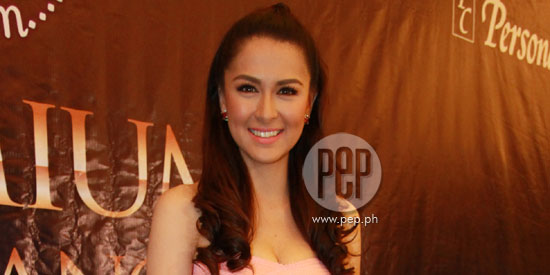 Marian Rivera willing to meet Dingdong Dantes's former girlfriend Antoinette Taus