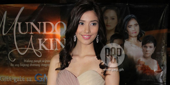 """Lauren Young on relationship with Elmo Magalona: """"If I say ..."""