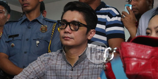 Vhong Navarro denies viral photo of abused sex organ