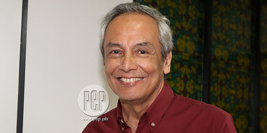 Related News On Jim Paredes: Jim Paredes Admires Maine Mendoza For Being 'so Natural