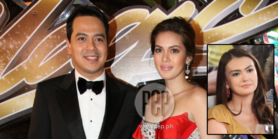 Just a few months after getting back together, John Lloyd Cruz and
