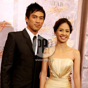 guji lorenzana and kaye abad relationship