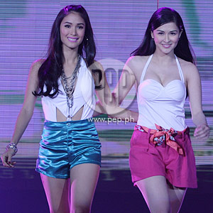 Marian Rivera and Heart Evangelista have reportedly ...