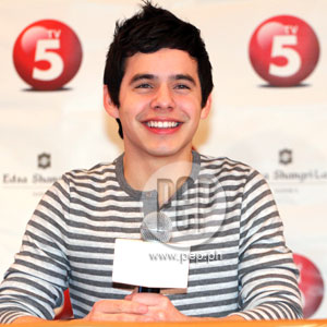 david archuleta desperate