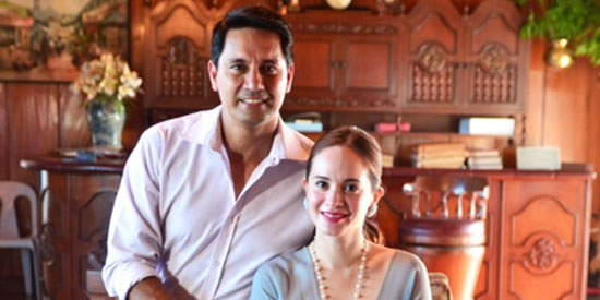 Richard Gomez And Lucy Torres Celebrate 15th Wedding Anniversary With Ormocanons Look Forward