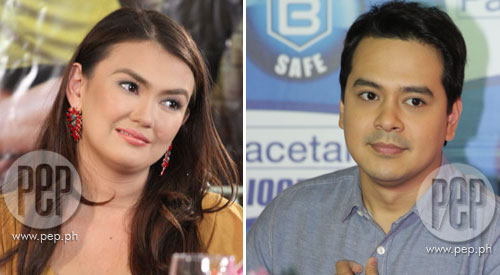 John Lloyd Cruz and Angelica Panganiban: are they an item?