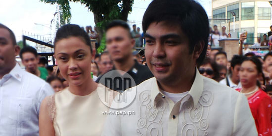 Jodi Sta Maria Wedding Jolo Revilla de...