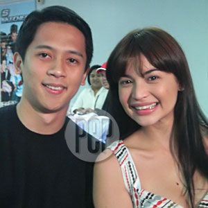 Anne Curtis was with suitor Erwin Genuino when she hosted a