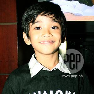 """Zaijian """"Santino"""" Jaranilla wagi sa ABS-CBN NCA 2009 Year-End ..."""