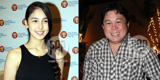 Dennis Padilla says daughter Julia will be the next Claudine | News ...