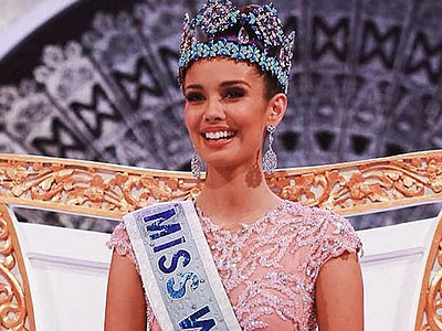 Miss World 2014 Megan Young