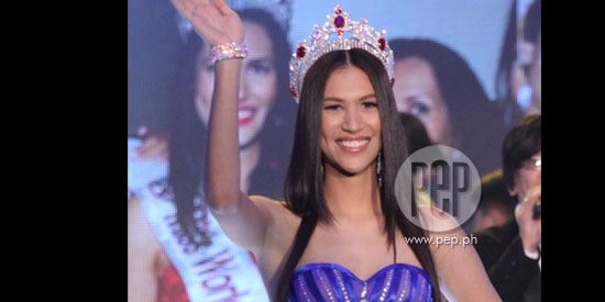 """Gwendoline Ruais denies """"fighting"""" with fellow beauty queens Ab0e9f958"""
