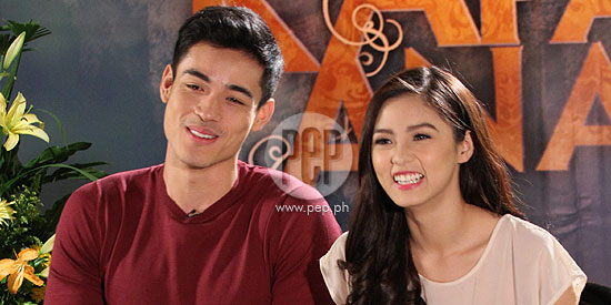 says Kim Chiu about Xian Lim's surprise for her on Valentine's Day
