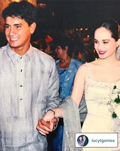 The Way Richard Gomez Greets Wife Lucy Will Make Your Heart M