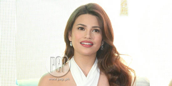 Denise Laurel makes up for lost time with BF and son | PEP.ph: The