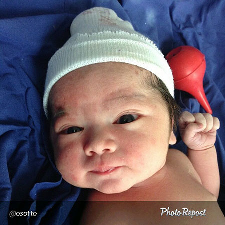 Kristine Hermosa gives birth to a healthy baby boy | PEP ...