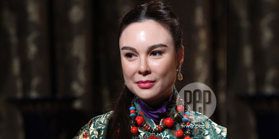 Claudine Barretto Addresses The Accusation On Her Being: PEP EXCLUSIVE: Gretchen Barretto Poised To Sue Sister Gia