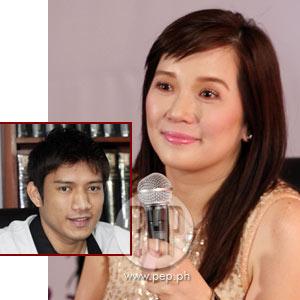 Diether Ocampo Body Kris Aquino con...