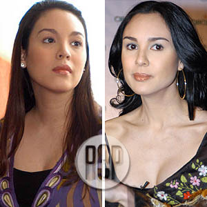 her feud with estranged sister Gretchen Barretto. Photo: Noel Orsal