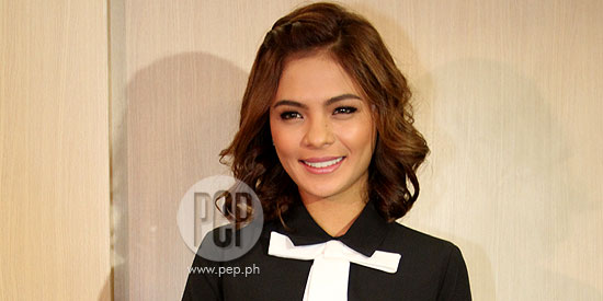 "Lovi Poe on how boyfriend Rocco Nacino makes her laugh: ""Kasi, yun"