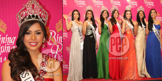 Mary Jean Lastimosa confident about winning the Miss Universe crown