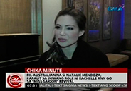 Fil-Aussie Natalie Mendoza takes over role of Rachelle Ann Go in &