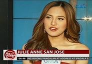 Julie Anne San Jose's