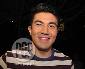 Luis Manzano touched by Angel Locsin's revelation