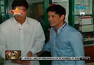 Raymart Santiago and Claudine Barretto attend first hearing of habeas