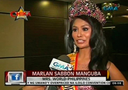 52-year-old grandma is Philippine bet for Mrs. World 2014