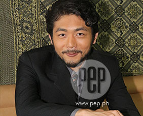 Yuki Matsuzaki describes Eugene Domingo as an actress