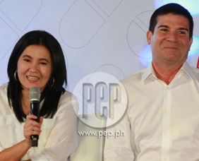 Lorna Tolentino and Edu Manzano excited for restoration of