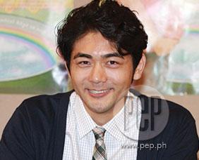 Yuki Matsuzaki on playing Eugene Domingo's leading man in