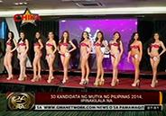 Presenting Mutya Ng Pilipinas 2014 candidates