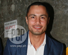 Derek Ramsay says any guy can fall in love with Kris Aquino