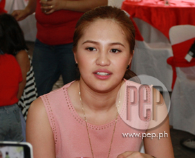 Julie Anne San Jose cites reason why she can't work with Elmo Magalona