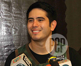 Gerald Anderson feels good that HERO basketball for charity event will