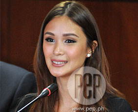 Heart Evangelista has