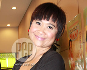 Eugene Domingo's Christmas wish: