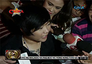 Raquel Pempengco not in favor of Charice's coming out?