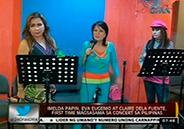 Imelda Papin, Eva Eugenio, and Claire dela Fuente in one concert