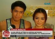 """Aljur Abrenica and Kris Bernal together again in GMA-7's """"Kar"""