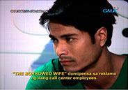 GMA Network says The Borrowed Wife does not intend to degrade call cen